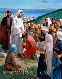 pictures of jesus healing the sick 112 images