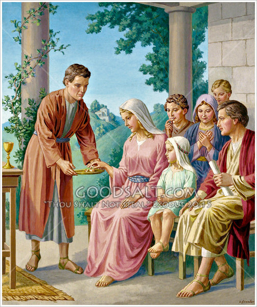 Communion of Early Christians