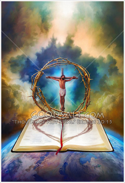 Crucifixion and Bible