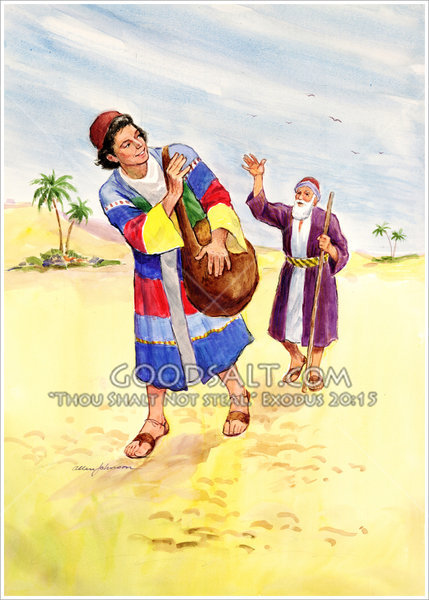 Joseph Obeyed His Father