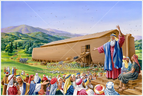 Noah and the Ark