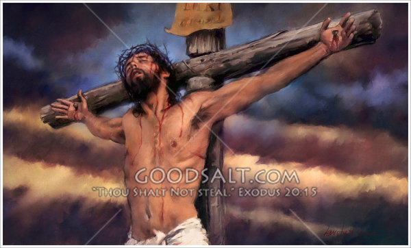 Image result for What did the cross of crucifixion really look like